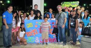 Saipan Welcome