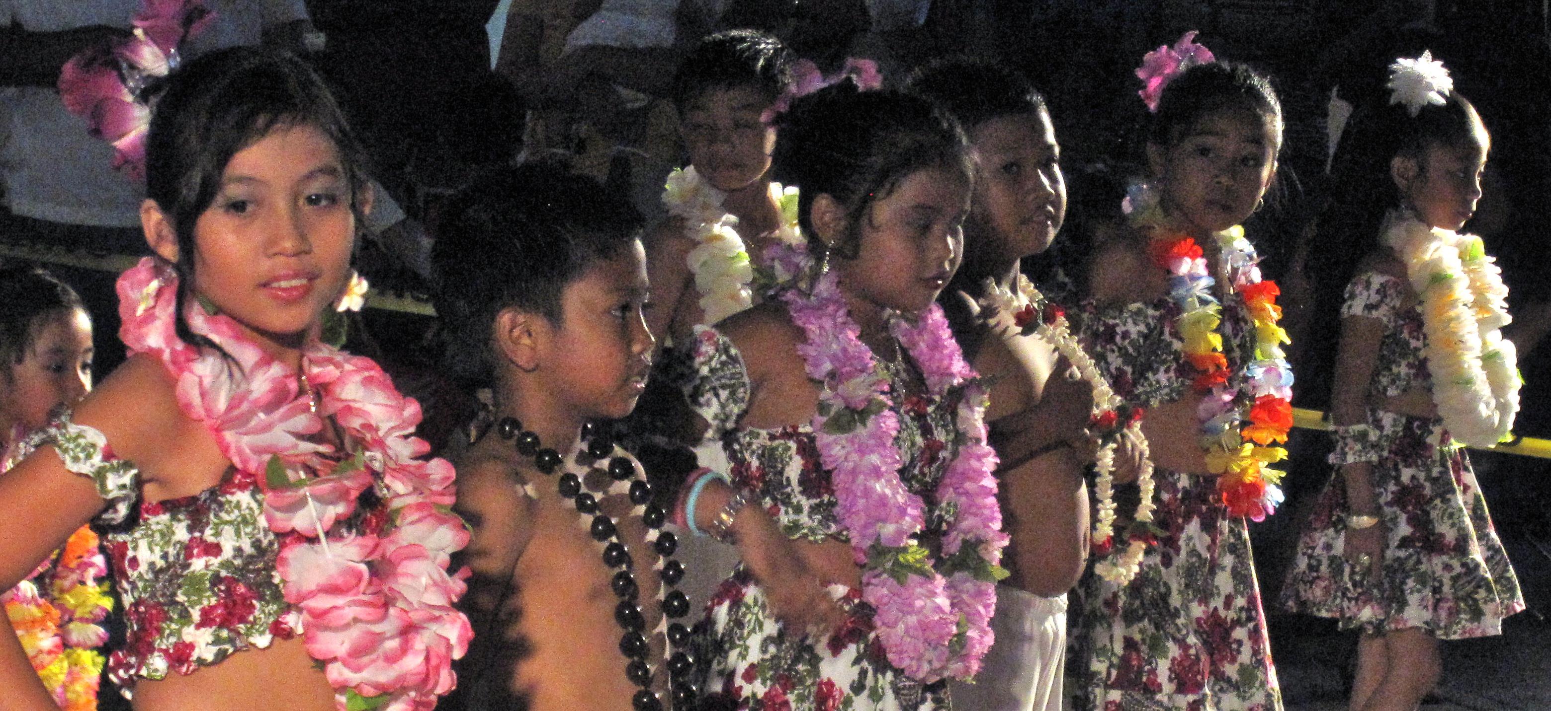 Saipan Native People Saipan Native Dance
