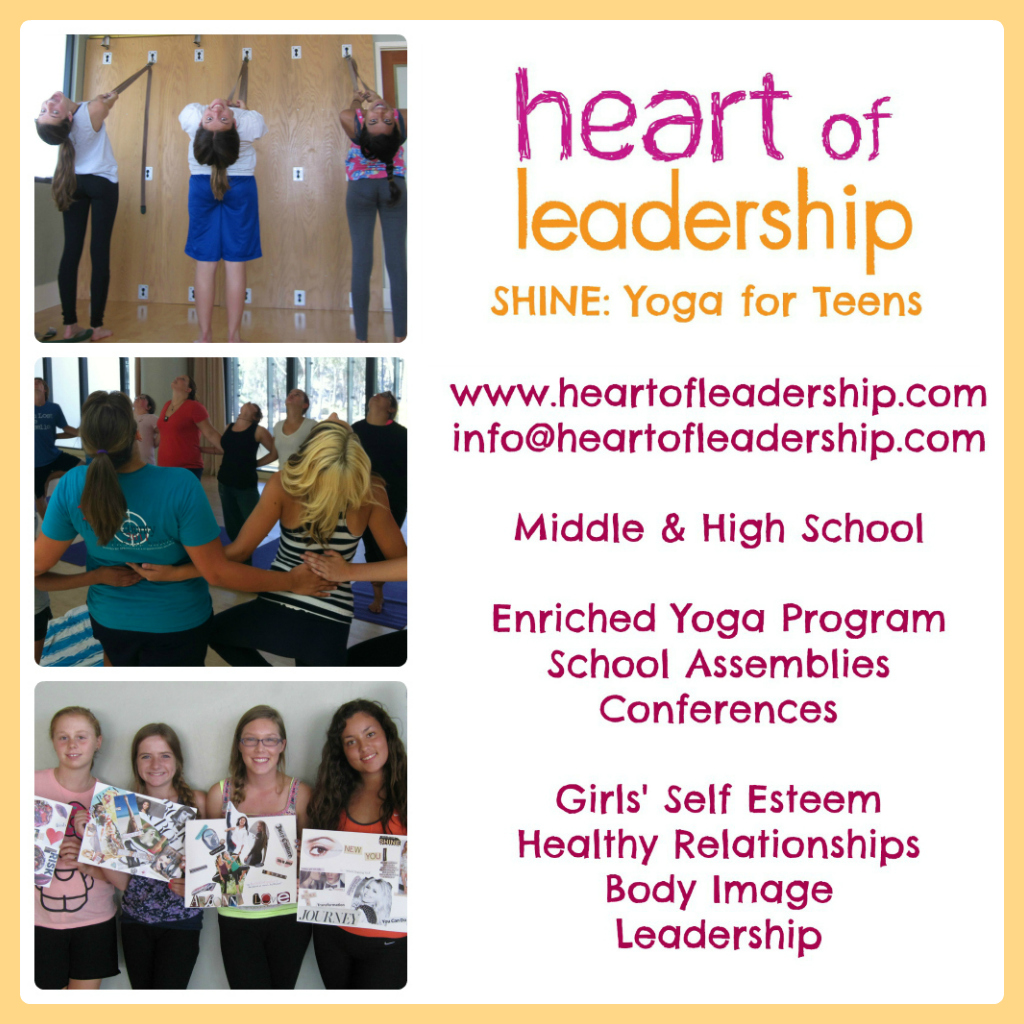 Heart of Leadership Flyer