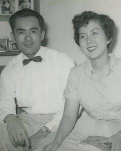 Grandpa & Grandma Sameshima