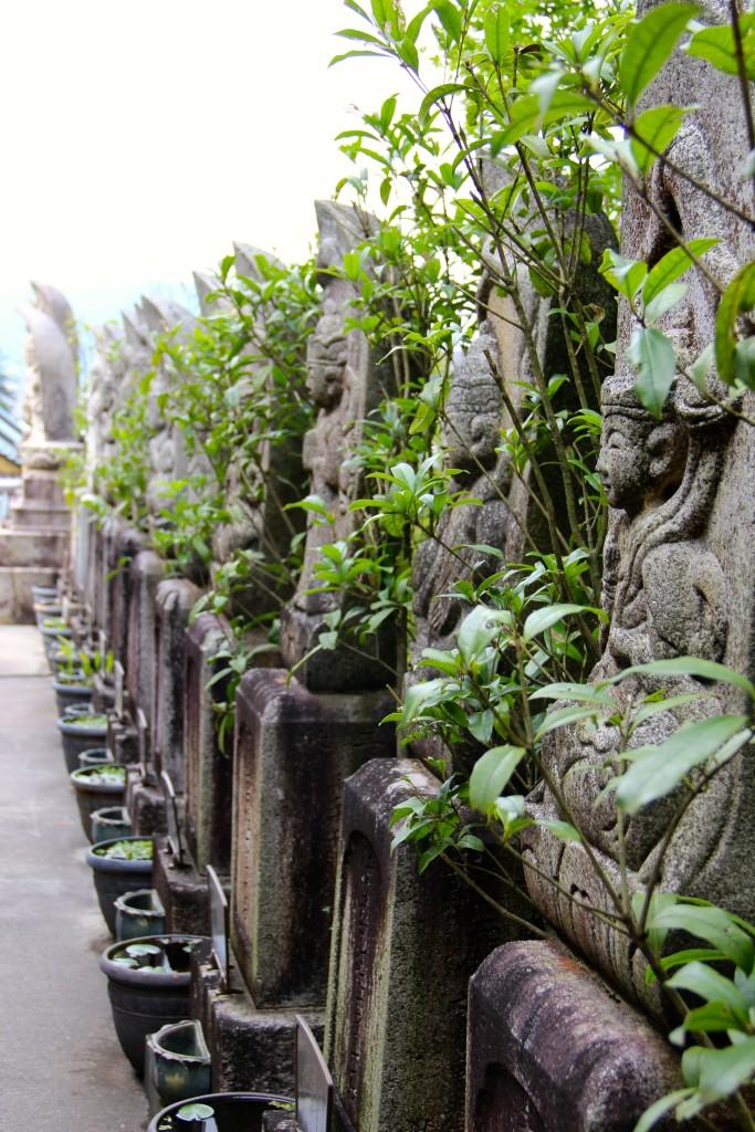 Daishoin Temple en route to Mt. Misen