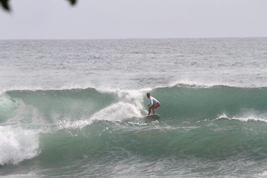 i choose love | surfing nicaragua